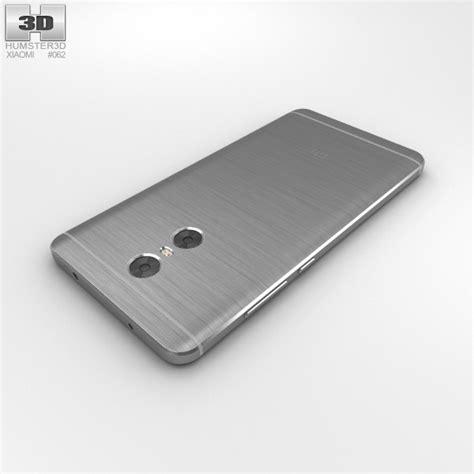 3d Xiaomi Redmi 3 Pro xiaomi redmi pro gray 3d model humster3d