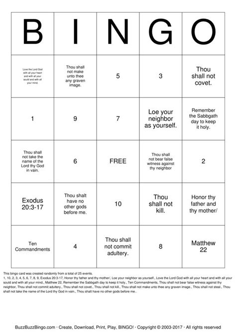 jesus bingo cards   print  customize