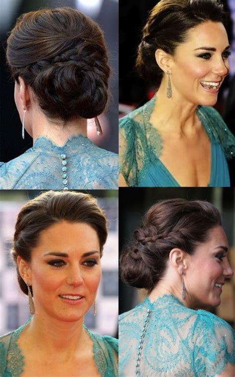 kate middleton wedding hair tutorial catherine middleton wedding hair wedding pinterest