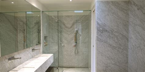 carrara bathroom comwhite carrara marble bathroom crowdbuild for