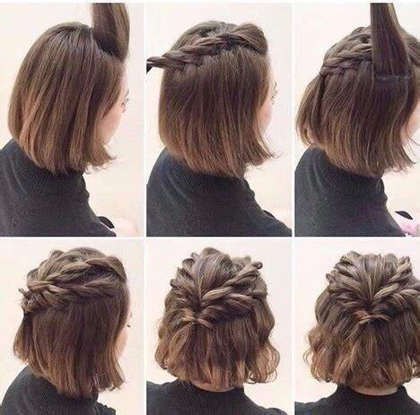 how to do good hairstyles for medium hair peinados tips tutoriales cabello corto pelo corto