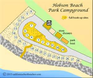 rv parks california coast map northern ventura county cing