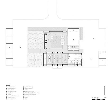 winery floor plans primo estate winery michael edward harvey