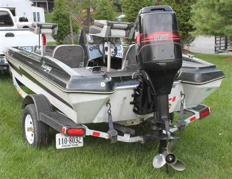 bass cat boats on ebay bass cat margay 1985 for sale for 3 800 boats from usa