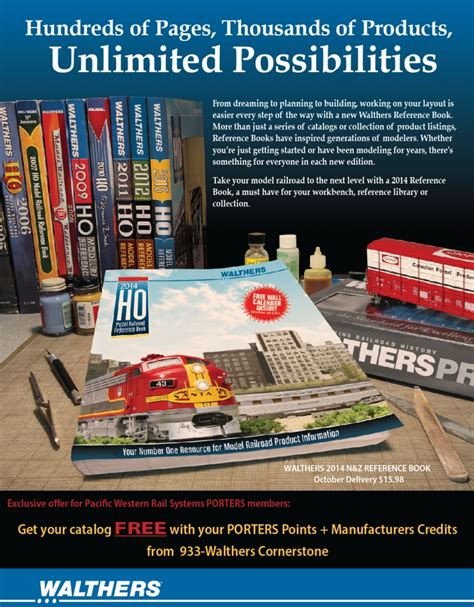 reference books ca pwrs pacific western rail systems