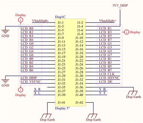 lcd 40 pin wiring diagram wiring diagram manual