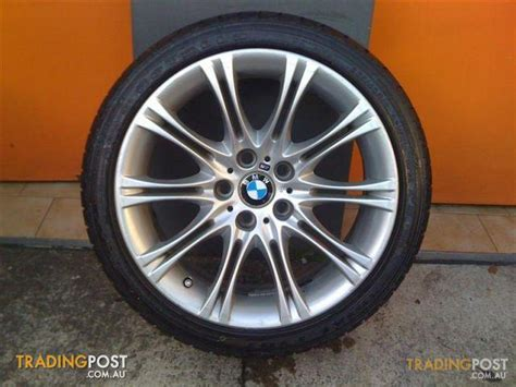 bmw m sport wheels bmw 530i m sport 18 inch genuine alloy wheels