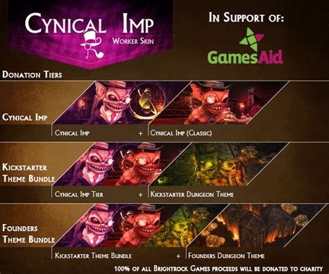 doodle god the and the imp war for the overworld the cynical imp charity dlc