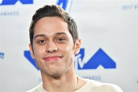 pete davidson from snl discusses mental health issues time