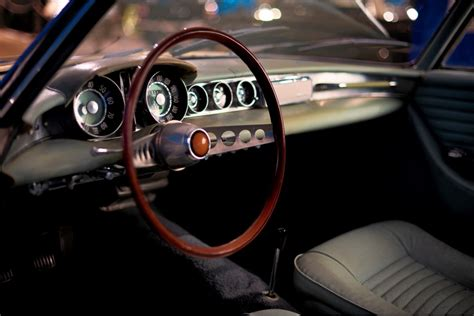 volvo p1800 upholstery image gallery interior volvo p1800 concept