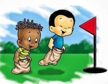 imagenes animadas de un niño los ensacados webquestaprendojugando