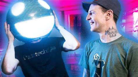 linus tech tour deadmau5 s studio and modern day castle with linus