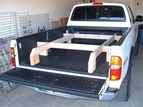 truck bed sleeping platform truck sleeping platform plans truck bed platform