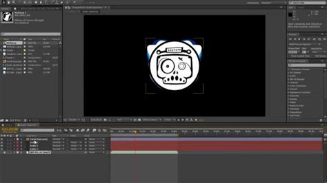 Tutorial Adobe After Effects Trap Nation Audio Visualizer Adobe After Effects Visualizer Template
