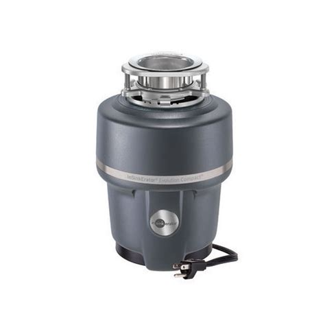 Compact Garbage Disposal Sink by Insinkerator Evolution Compact Garbage Disposal With