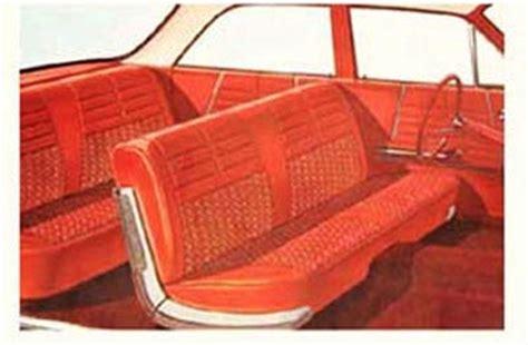chevy impala  door hardtop sedan interior package kit
