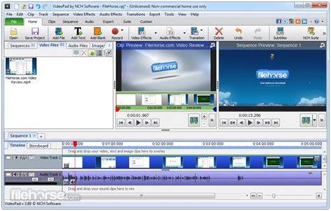 tutorial de videopad video editor videopad video editor 6 01 download for windows