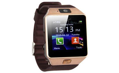 Tangan Pertama Smart Phone Dz09 dealdey dz09 smart brown gold