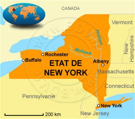 0004490363 carte touristique jersey en guide voyage etat de new york climat temp 233 ratures et