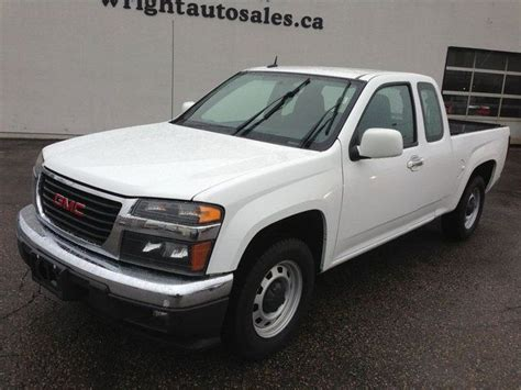 2010 gmc canyon for sale 112 used cars from 8 495 2010 gmc canyon sle w 1sa waterloo ontario used car for sale