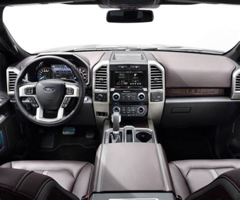 ford expedition 2018 interior 2018 ford expedition release date redesign and price