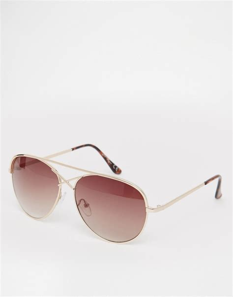 Jeepers Peepers Aviator Sunglasses jeepers peepers jeepers peepers gold aviator sunglasses