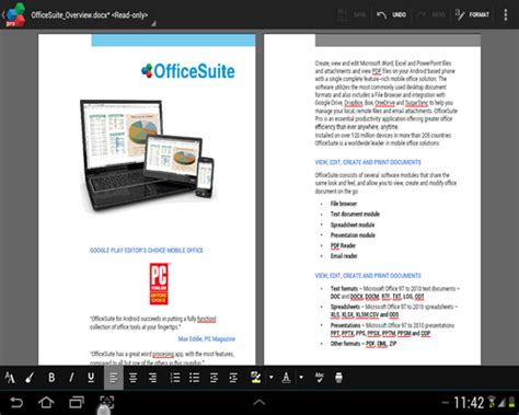 office suite 7 apk officesuite pro 7 pdf hd apk free for android