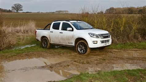 Shadow Bm by Isuzu D Max Blade Cuts Out Some Substance In Favour Of