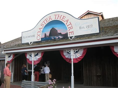 coaster theatre cannon beach or address phone number