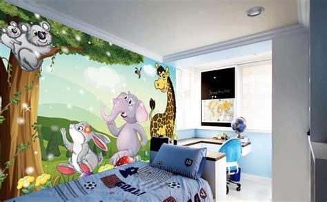 decoration murale chambre enfant tapisserie num 233 rique sur mesure papier peint personnalis 233