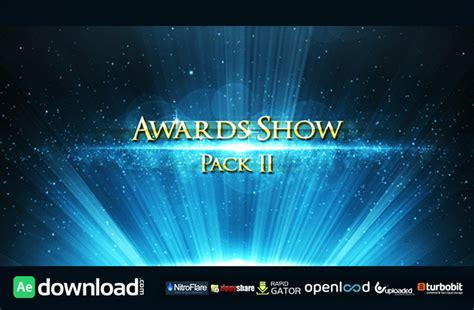Videohive 2 After Effect Template awards pack ii free videohive template free after effects template videohive projects
