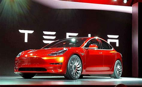 Tesla Electric Car Tax Credit How Many Tesla Model 3 Buyers Will Be Eligible For 7 500