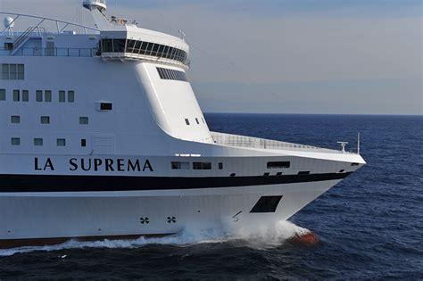 grandi navi veloci la suprema grandi navi veloci nave suprema traghetti
