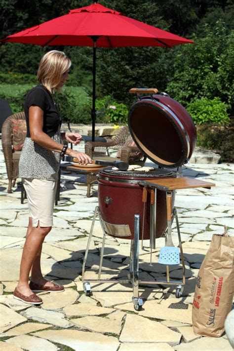 Backyard Bbq Okemos Built In Charcoal Grills Ceramic Charcoal Grills In