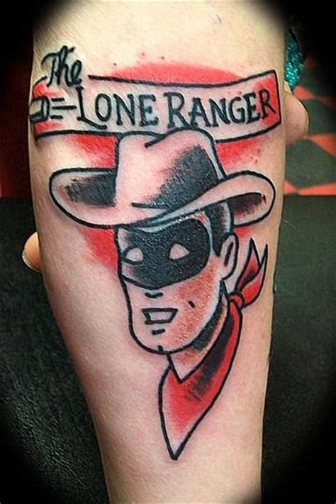 ranger tattoo the lone ranger see best of photos of the lone