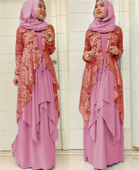 Gamis Muslim Jersey Waffle Busui Maxi Dress Motif Abstrak Xl Murah 138 best images about gamis on kaftan
