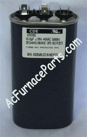 lennox furnace capacitor price buy genuine lennox parts acfurnaceparts