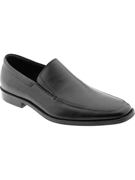 dress loafer banana republic foster dress loafer in black for lyst