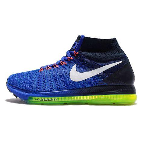 Sepatu Nike Zoom Flyknit Sneakers Running nike zoom all out flyknit s running shoes sneakers ebay