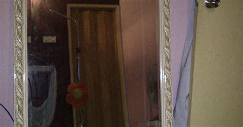 Cermin Seluruh Badan apabila quot azam quot bercerita cermin besar berbingkai putih