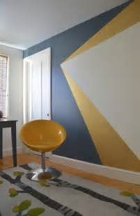 paint wall 25 best ideas about geometric wall on pinterest the