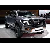 2017 Nissan TITAN Warrior Concept Reveal  YouTube