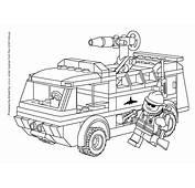 Clubdemaxcom Coloriage Camion De Pompier