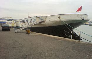 titanic boat owner titanic s little sister in need of help practical boat