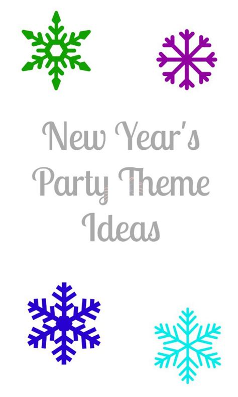 new year theme ideas new year s themes 4 ideas you will