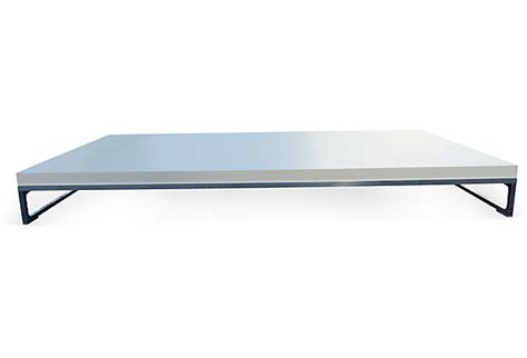 low profile coffee table b b italia antonio citterio low profile coffee table