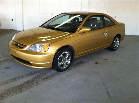Honda Civic Lx Interior Honda Civic Gold 2001 Mitula Cars