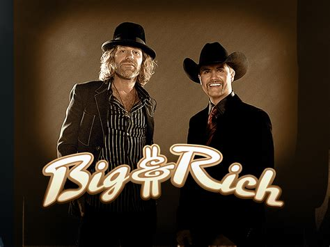 big and rich of a different color big rich big and rich mike performs with big rich mike