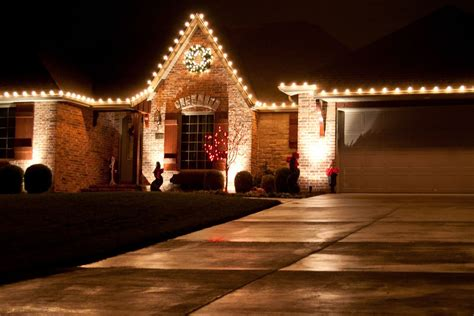 residential holiday lighting creative outdoor lighting