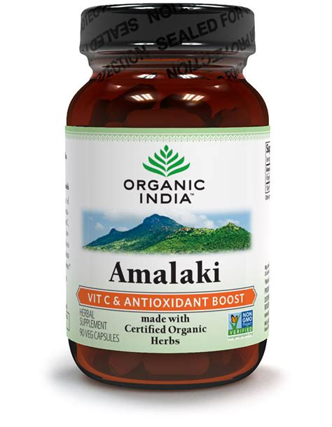 Organic India Liver Kidney Detox And Rejuvenate Reviews by Amalaki Organic India Ayurveda Health